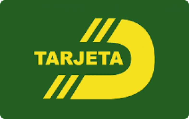 tarjeta D