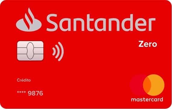Tarjeta Santander